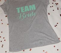 Women's Team Bride T-Shirt